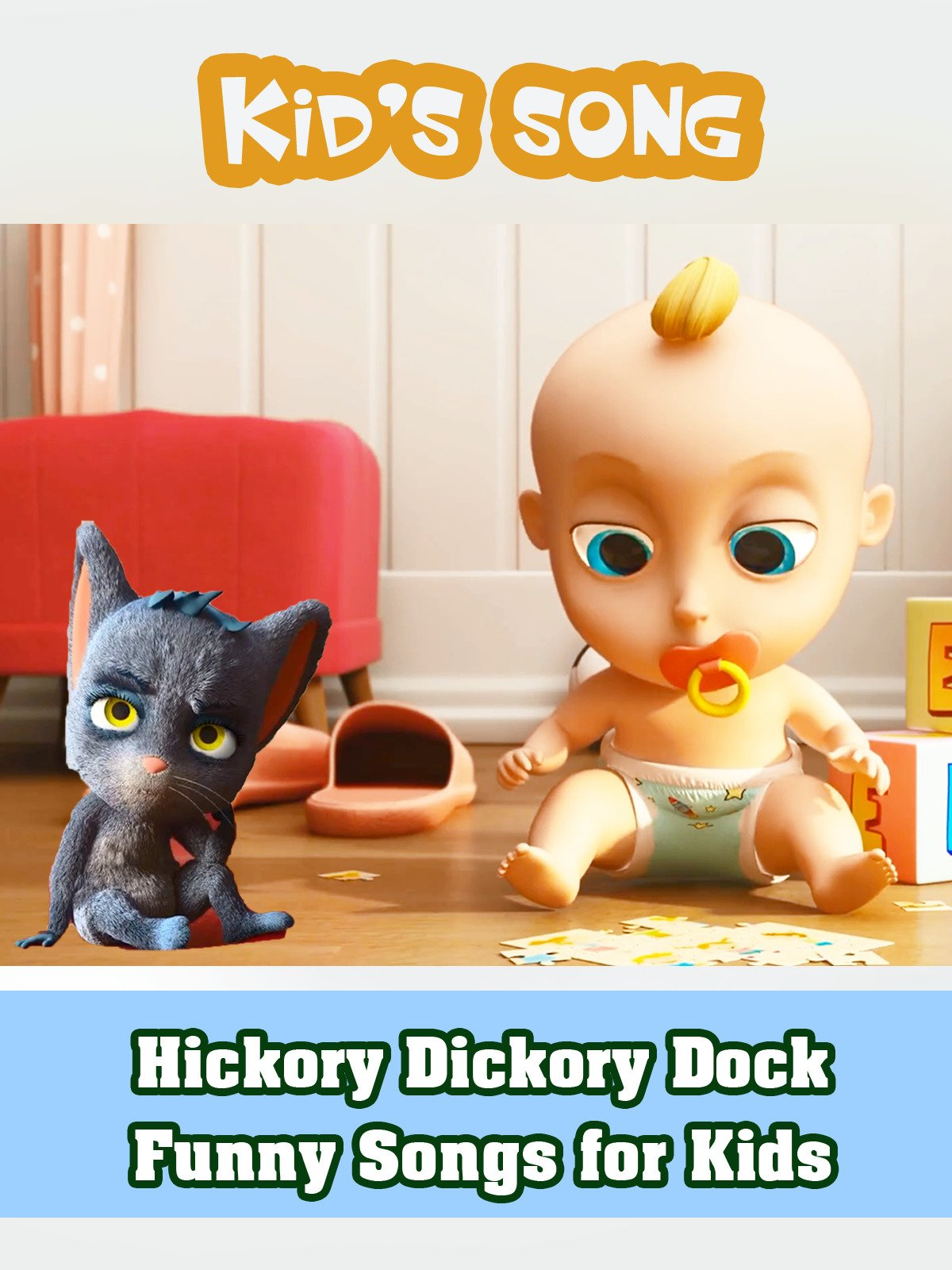 Hickory Dickory Dock on Amazon Prime Instant Video UK
