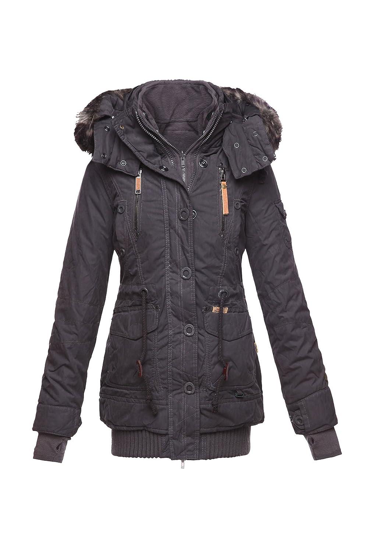 Khujo Nora with Inner Jacket jetzt kaufen