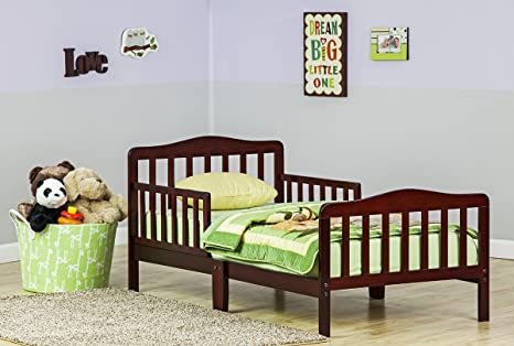 Cherry Sleigh Toddler Bed Toddler Bed Cherry