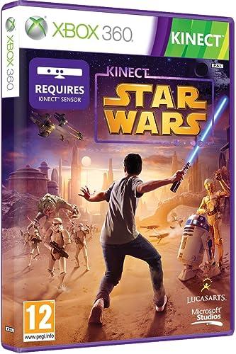 Star Wars Kinect Xbox 360 Game