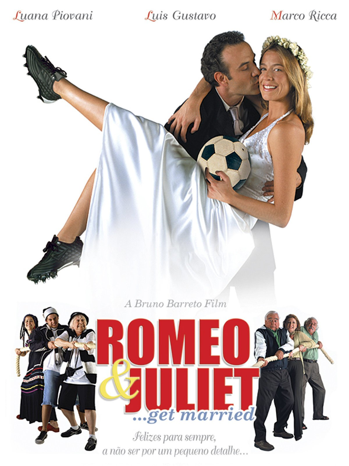 Romeo & Juliet Get Married on Amazon Prime Instant Video UK