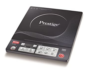 Prestige PIC 19 41492 1600-Watt Induction Cooktop (Black)