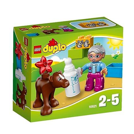 LEGO - 10521 - Bébé Veau DUPLO
