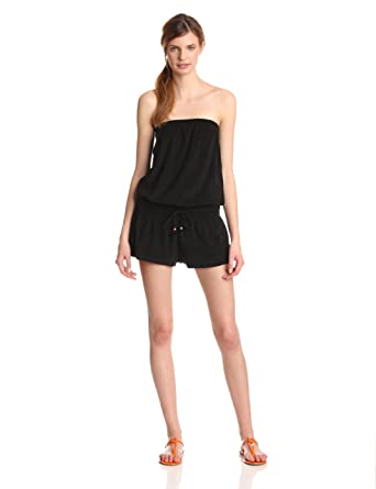 cover up romper playsuit