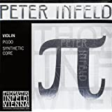 Thomastik Peter Infeld 4/4 Violin Strings Set with Tin E