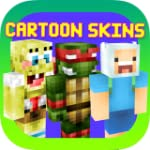 Cartoon Skins for PE - Best Skin Simu...
