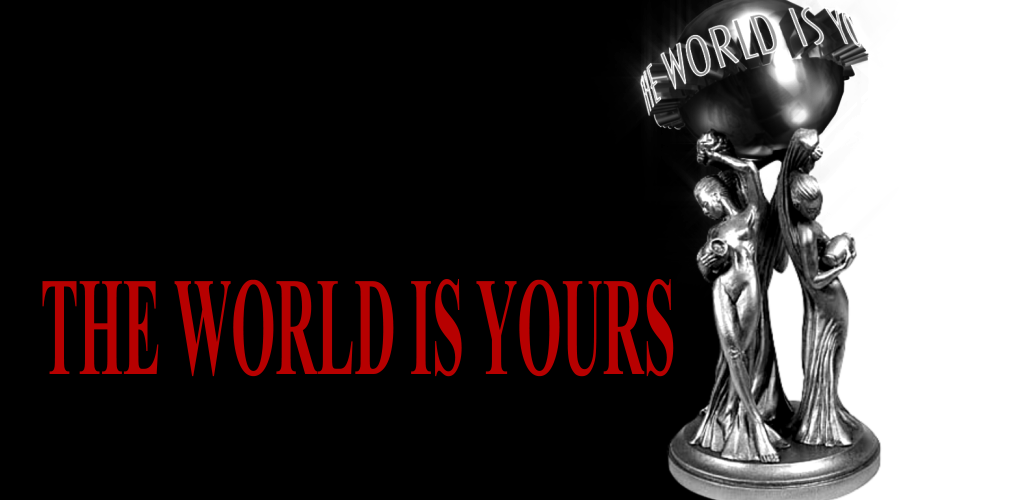 Amazon.com: The World is Yours Live wallpaper: Appstore for Android