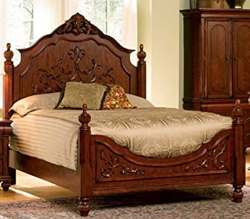 Coaster Isabella Bedroom Collection Solid Hardwood Queen Size Bed