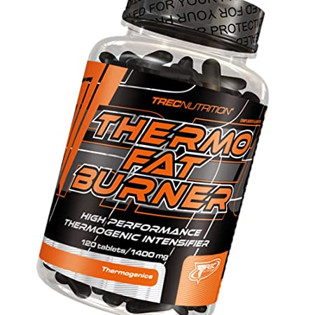 Thermo Fat Burner Max - 120caps - Strong thermogenic Fat Weight Loss - Best Slimming - capsules - Trec Nutrition