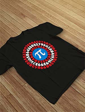 Pi Day Superhero Captain Pi Gift for Math Geeks Toddler//Infant Kids T-Shirt