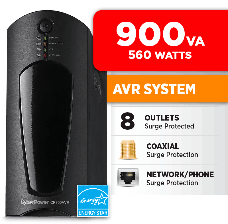 CP900AVR  AVR UPS Series  Product Details Specs