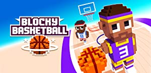 Blocky Basketball - Endless Arcade Dunker from Full Fat