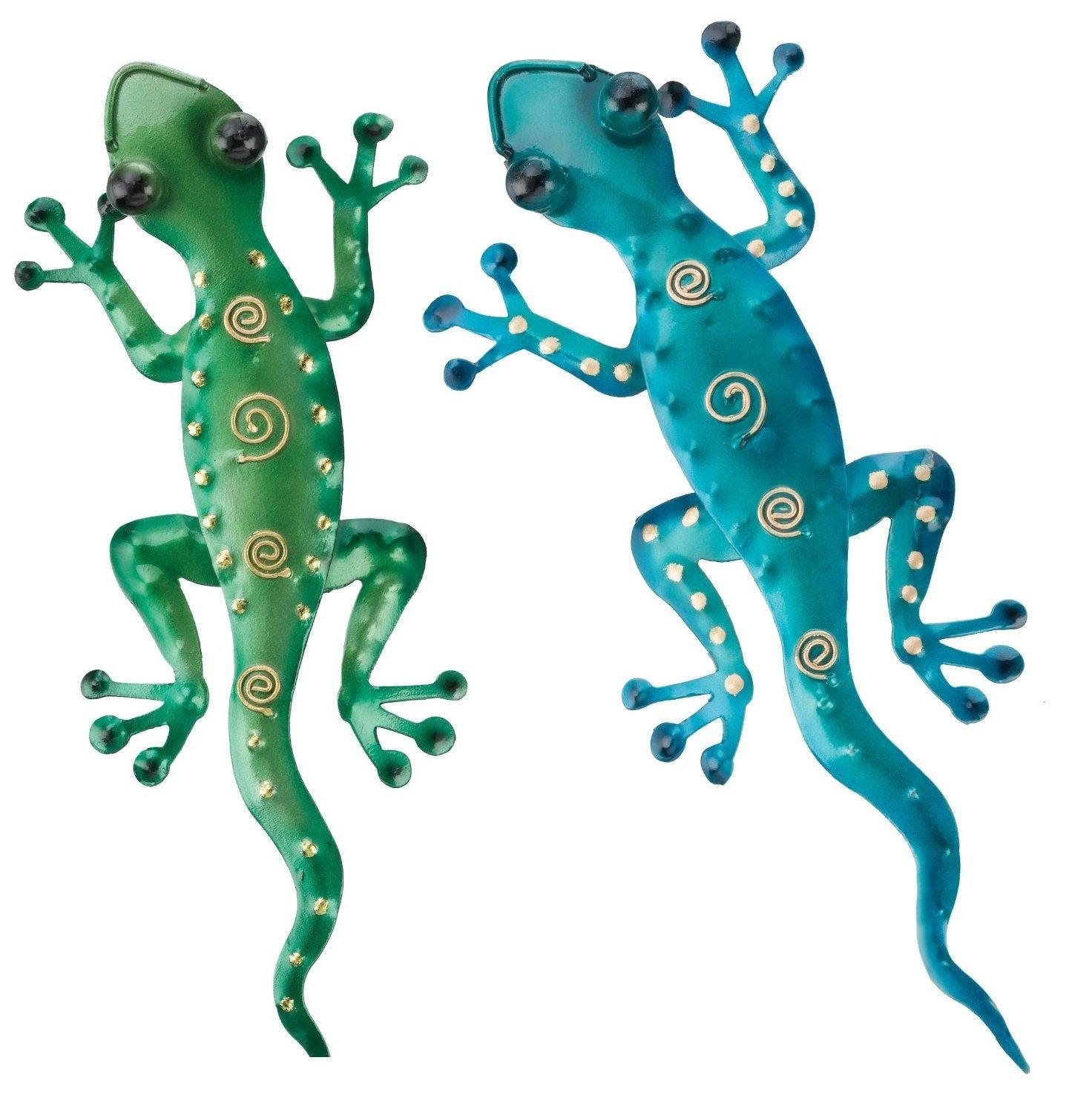 Outdoor Wall Decor Gecko : Gecko wall decor ideas metal art