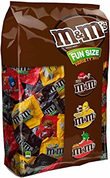 150-Pc. M&M'S Variety Mix Chocolate Candy Fun Size Bag