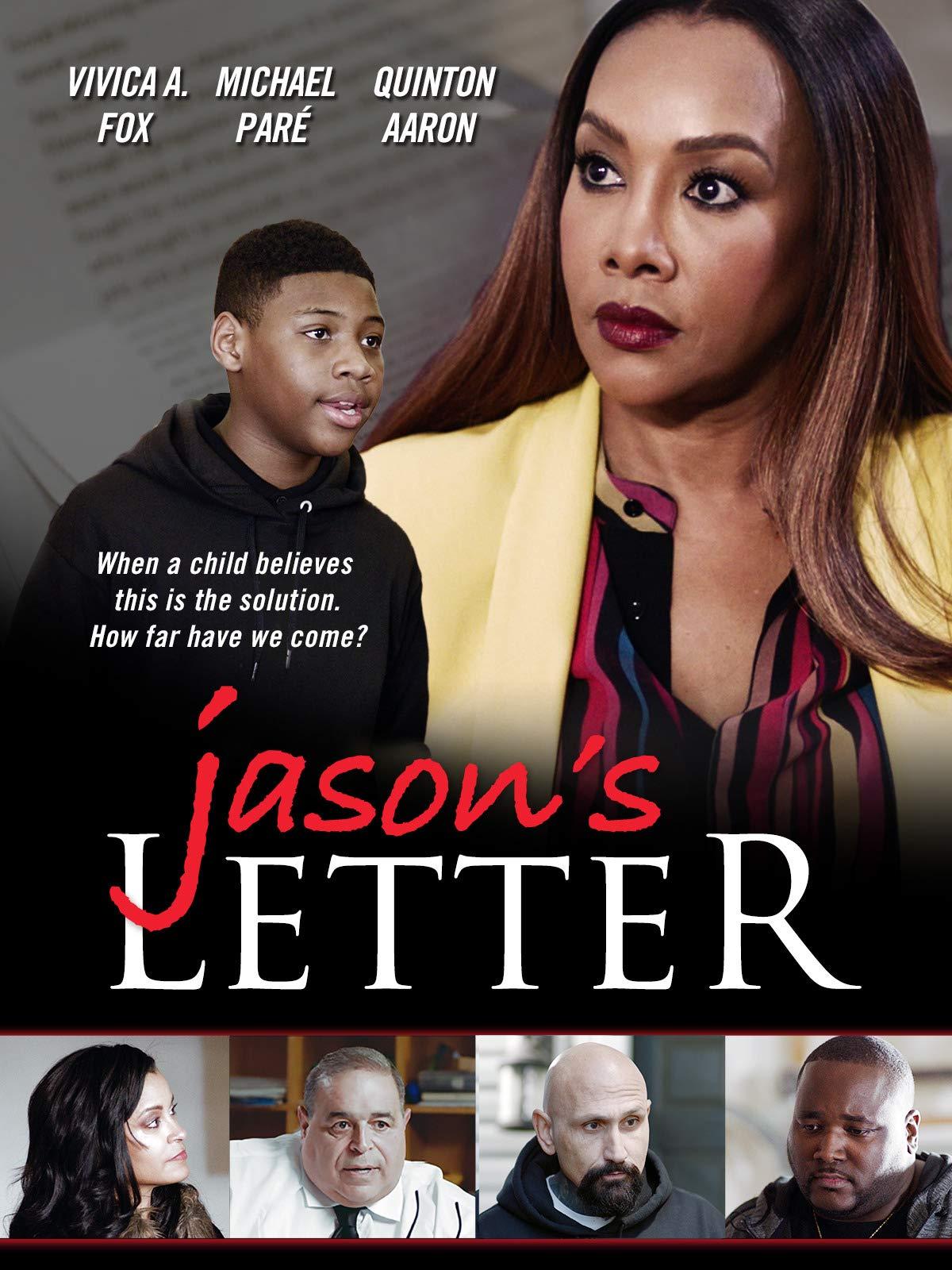 Jason's Letter on Amazon Prime Video UK