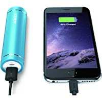 Aukey PB-N37 Mini 5000mAhmAh Portable Power Bank (Blue)