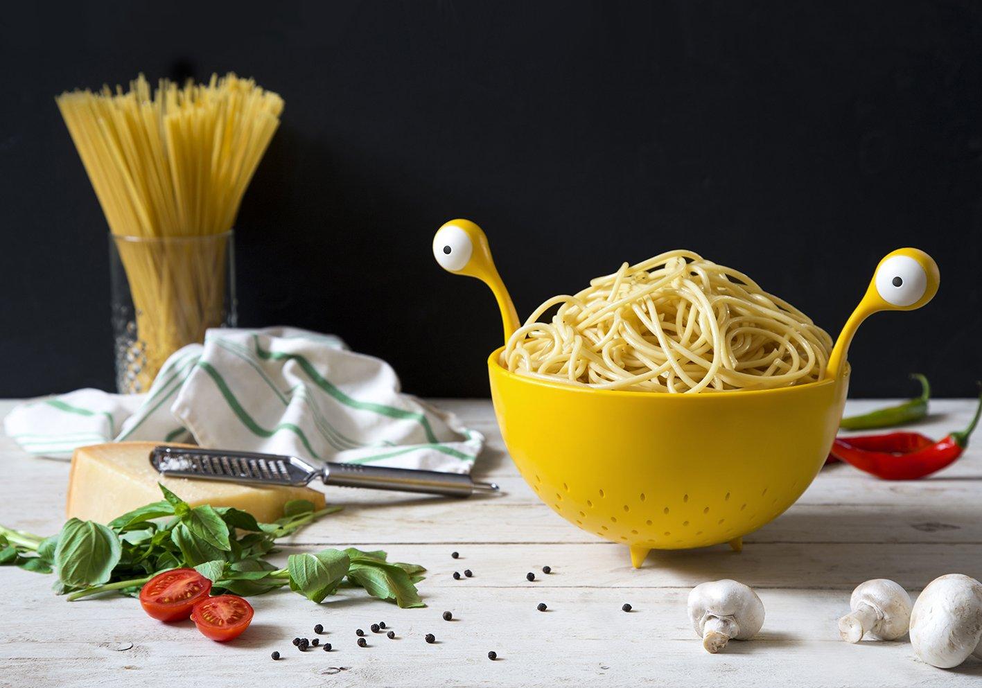 Spaghetti Monster Colander