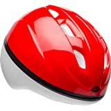 Bell 7090883 Shadow Toddler Helmet, Red (Color: Red)