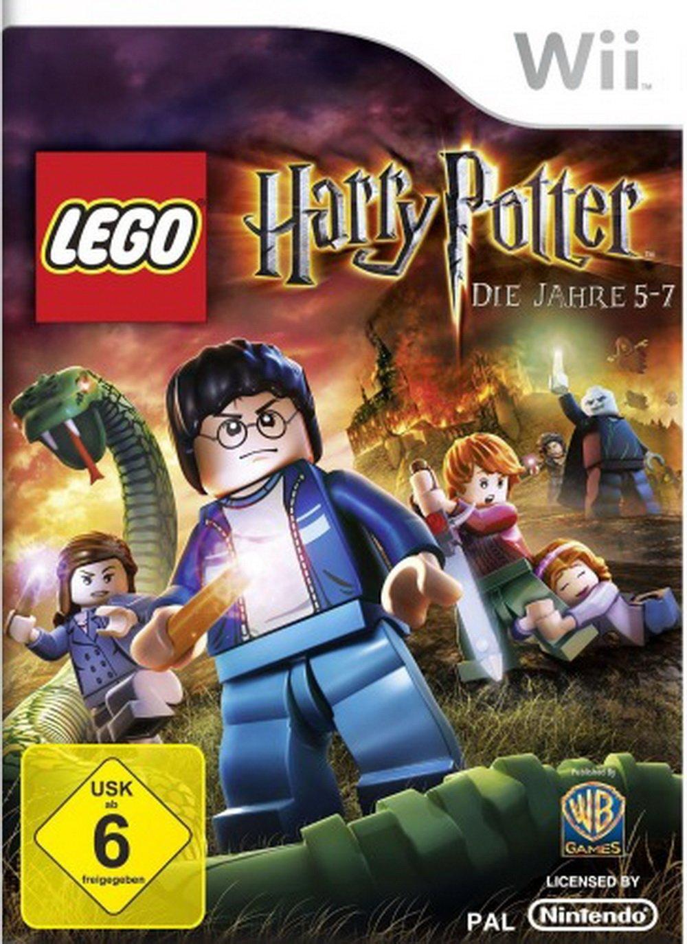 Wii Lego Harry Potter – Die Jahre 5-7, 1Stück günstig online kaufen