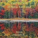 Fall Colors of New England Calendar 2016