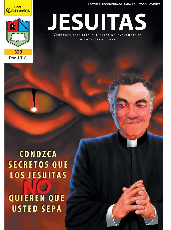 Jesuitas - Verdades Terribles [Comic de Chick Publicaciones] 71NkrZl5i5L._SL1500_
