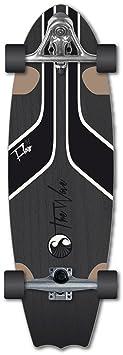 Wave Skateboard Flow Longskate