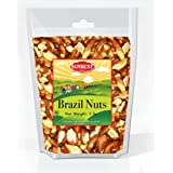 SUNBEST Whole, Raw, Shelled Brazil Nuts in Resealable Bag … (2 Lb) (Tamaño: 2 Pound)