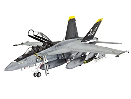 Revell - 04864 - Maquette - F/A-18E Super Hornet Twinseater