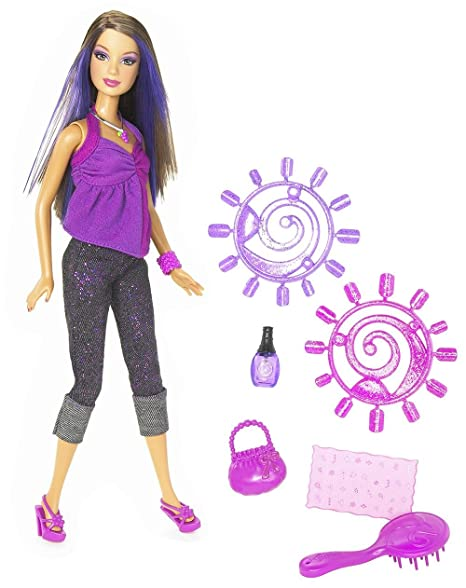 Barbie Nagelstyling Puppe