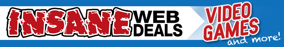 INSANE WEB DEALS