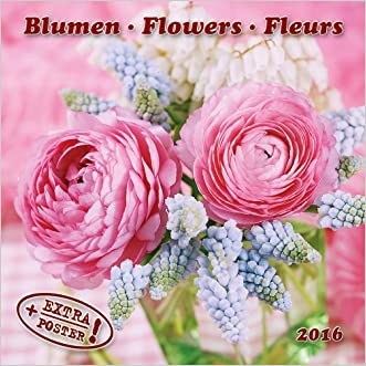 Flowers (161045) (English, Spanish, French, Italian and German Edition)