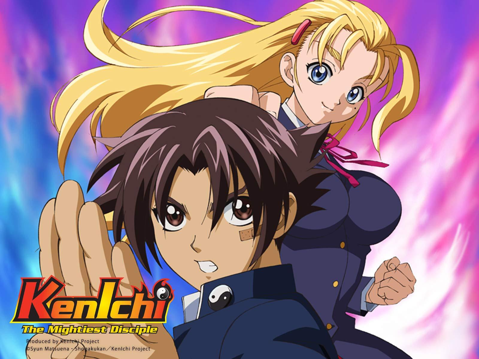 KenIchi: The Mightiest Disciple (English Dub) - Season 4