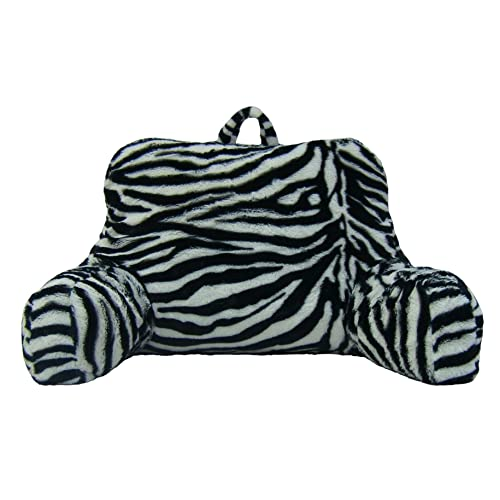 Brunton International Zebra Bed Rest 29.5 by 16.5 by 17-Inch Black/White