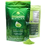 Midori Spring Organic Culinary Matcha 100g (Color: green, Tamaño: Culinary Eco 100g)
