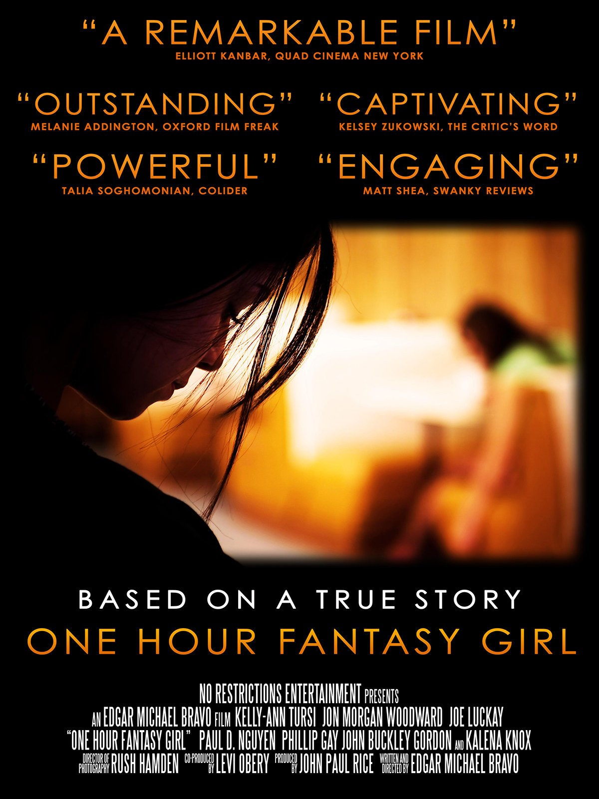 One Hour Fantasy Girl on Amazon Prime Instant Video UK