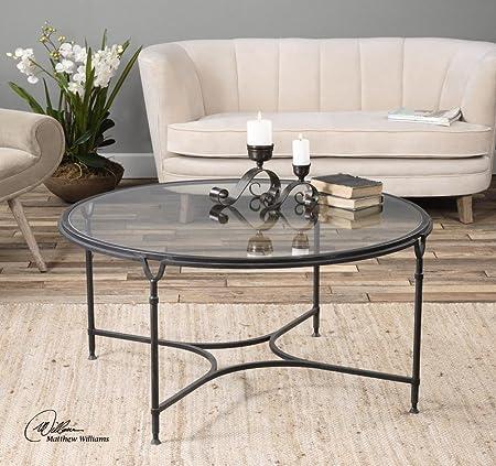 Samson Glass Coffee Table Model-24468
