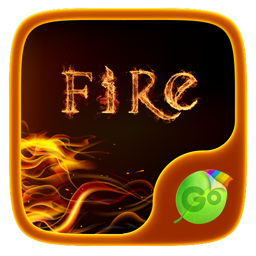 Fire GO Keyboard Theme & Emoji (Free Themes compare prices)