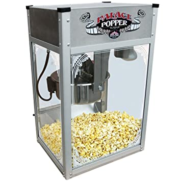 Funtime Palace Popper Commercial Bar Style Popcorn Popper