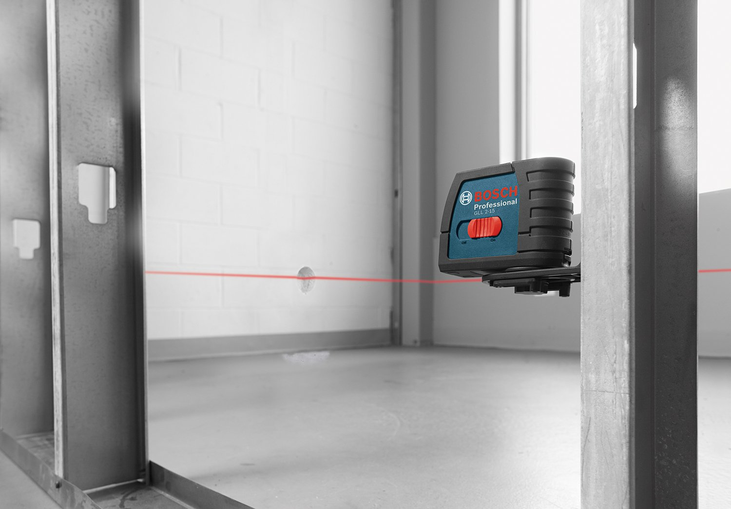 how to use bosch laser level