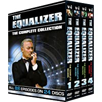 The Equalizer The Complete Collection on DVD