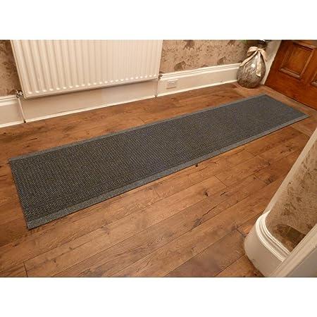 Alfombras pasillo sisal gris azteca 47 tama os disponibles - Amazon alfombras pasillo ...