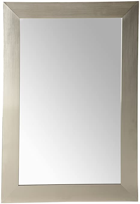 Reflections Architect Faux-steel Mirror