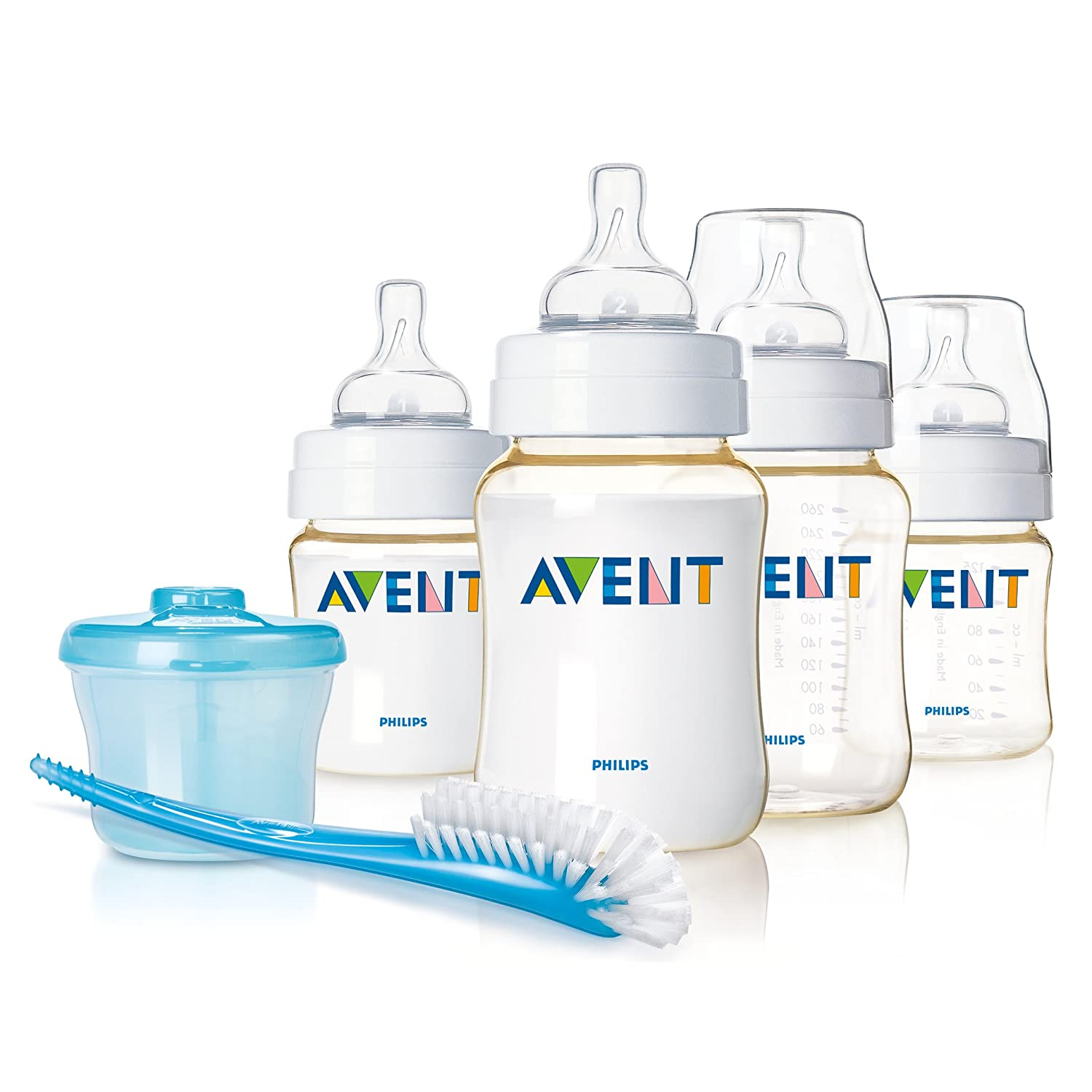 Bình sữa Philips AVENT BPA Free Infant Bottle Starter Set