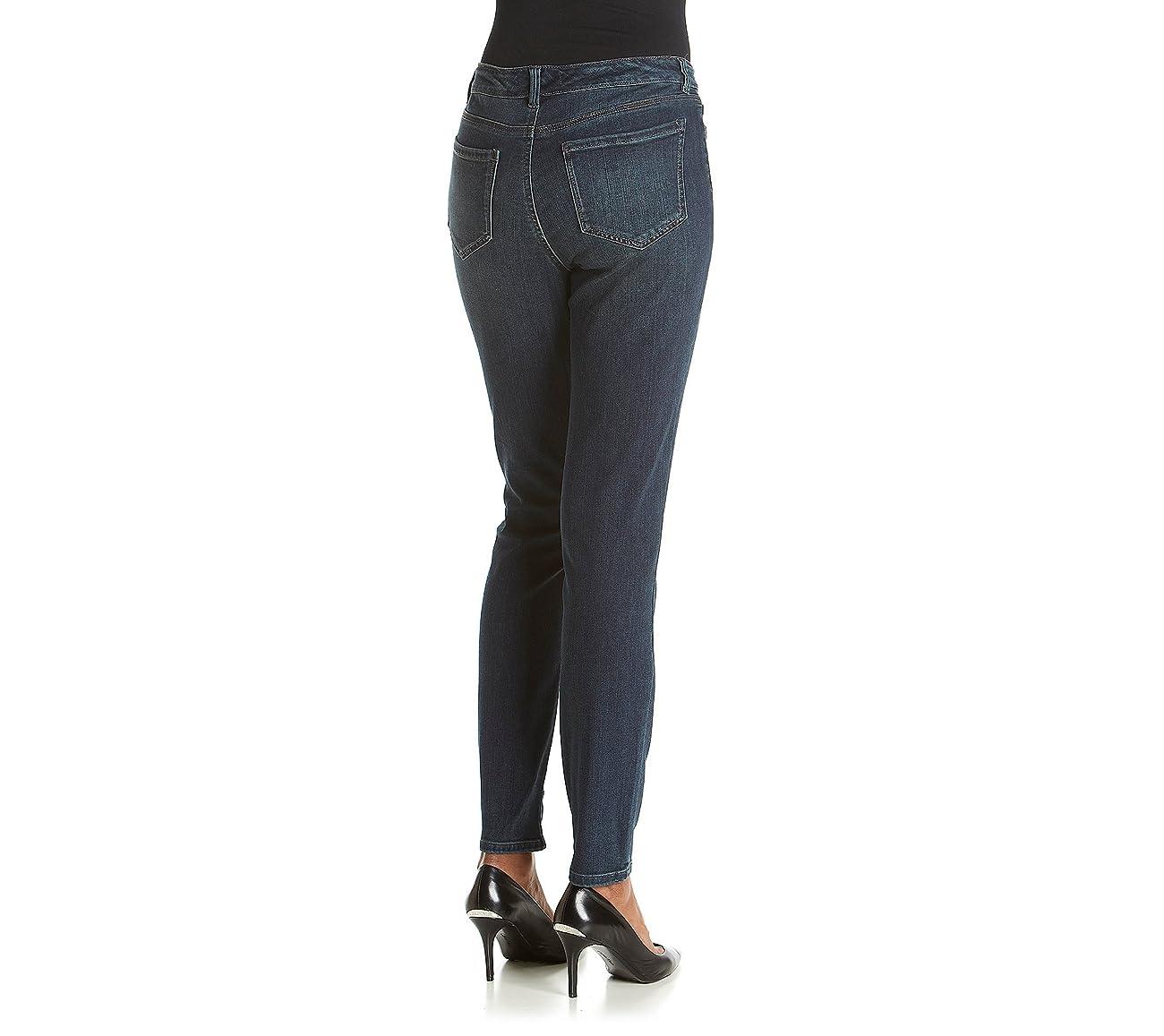 Vintage America Blues Women's Bohoskinny Straight Leg Jean 1