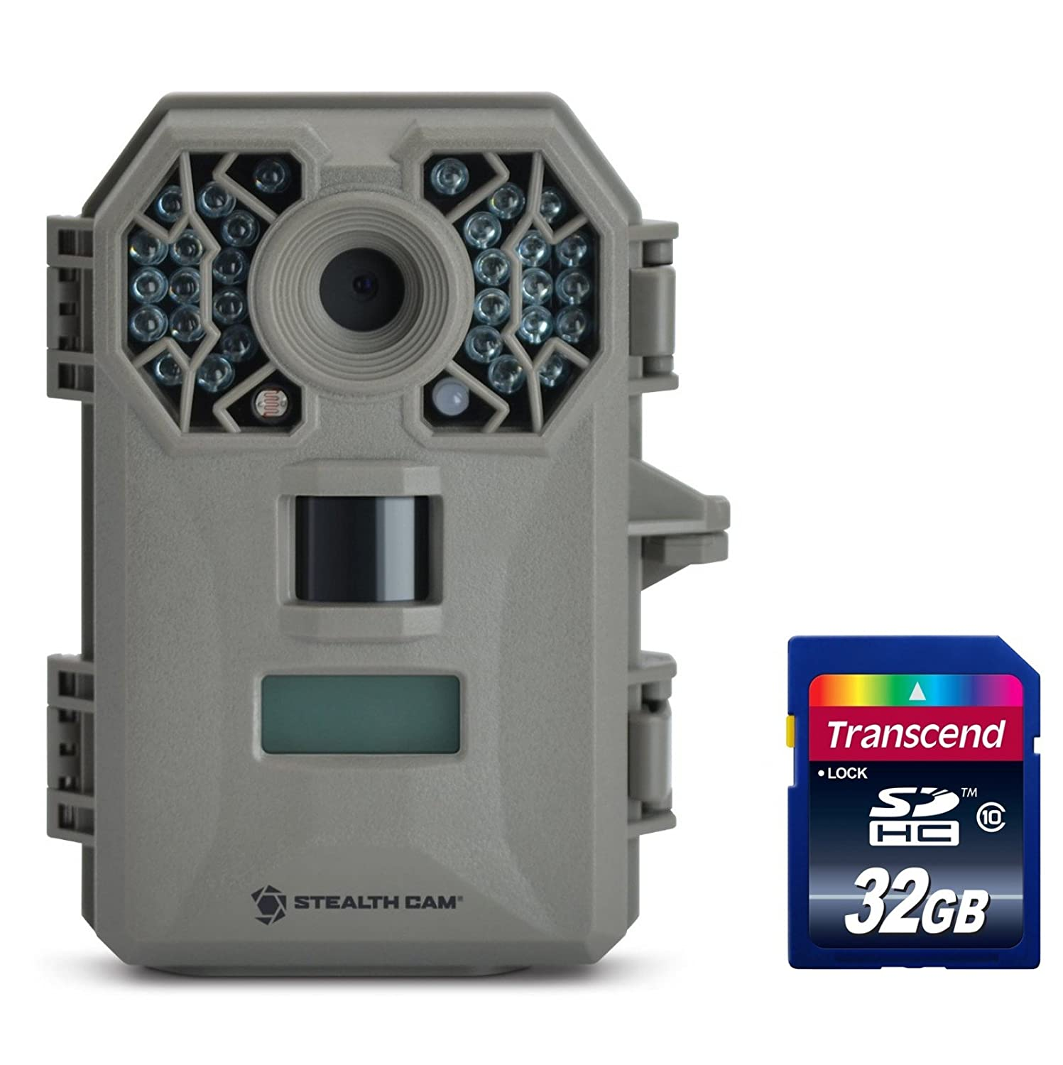 Stealth Cam G30 Triad Armed 8mp Trail Camera