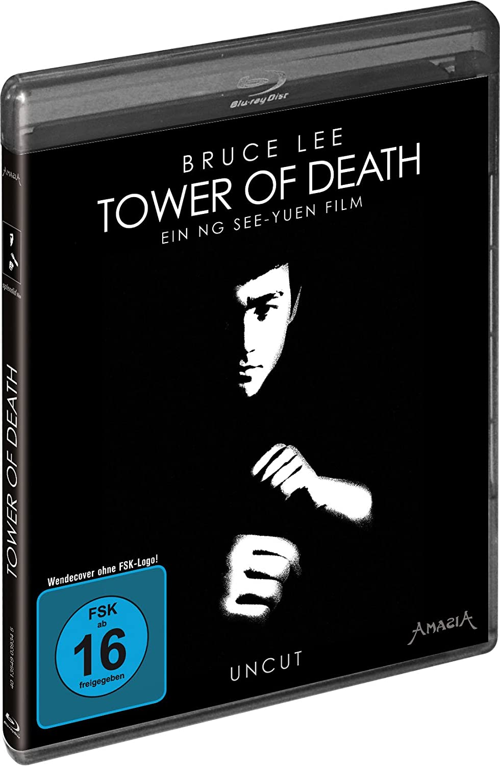 Bruce Lee - Tower of Death, Blu-ray