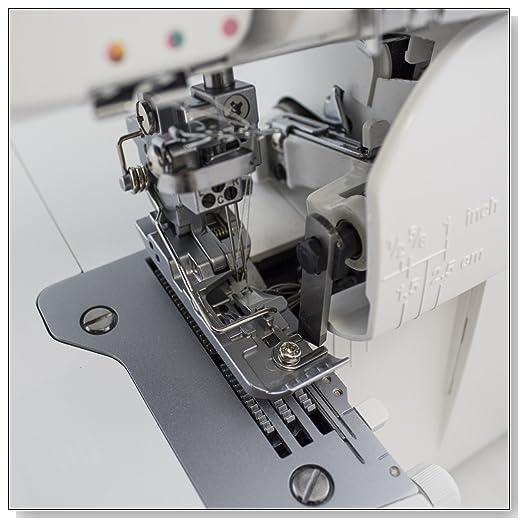 Juki MO-735 Serger & Cover Hem Review