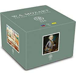Mozart : The New Complete Edition Box set