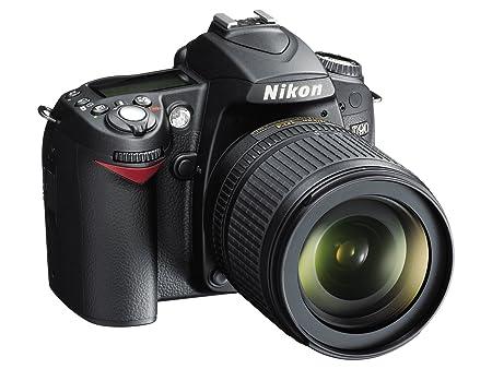 Nikon D90 + AF-S DX NIKKOR 18-105 mm VR + 4GB SD Card Appareil Photo Numérique Reflex 12.9 Mpix zoom 5.8 x Noir