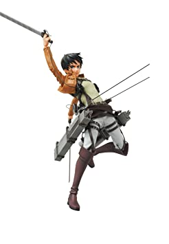RAH (Real Action Heroes) Attaque sur Titan Ellen Yeager (echelle 1/6 ABS & amp; ATBC-PVC peint figurine)